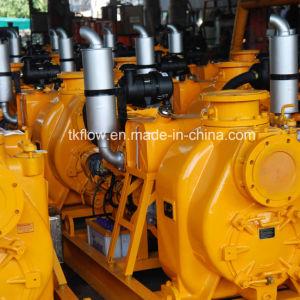Reeks van de Pomp van het Water van de Instructie van de Aandrijving van de dieselmotor de Zelf