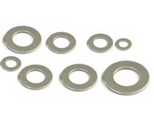 Galvanisé - 45# - Grade - 8h/10h - M12 - GB/T1230 - rondelle plate (circlips)