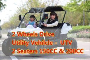 Gaz de haute qualité 200cc UTV bon marché pour la vente