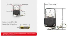 Ons Lichte Schakelaar van de Aanraking van de Controle WiFi van het Huis de Elektrische Verre