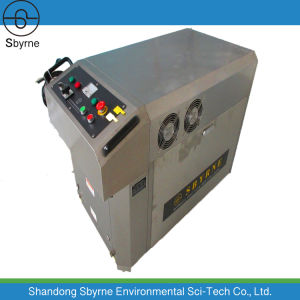 Máquina de limpieza automática de la Esterilización de línea de flotación para aves de corral el tratamiento de agua