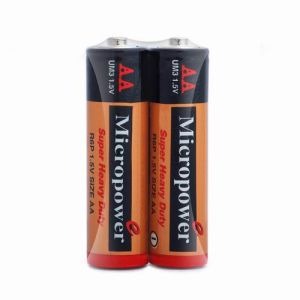 Микромощный очень высокая производительность для сухой батареи AA/R6p