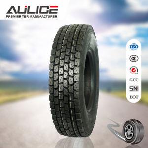 Aulice Tubeless Pneus pour camions et autobus / TBR pneu (AR819 315/80R22.5 & 12R22.5) pour la mi-Long Distance sur l'État et de la route Route de commerce de gros fabricant
