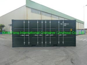 20gp un contenedor de abrir la puerta lateral
