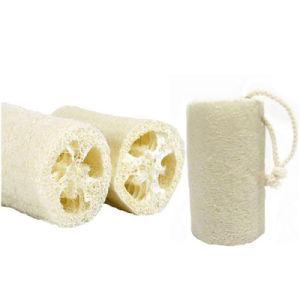 Luffa van Sponge&Shower van de Luffa van de Natural SPA Exfoliating Luffa van de Handschoenen van het hotel Bath Loofah de Materiële