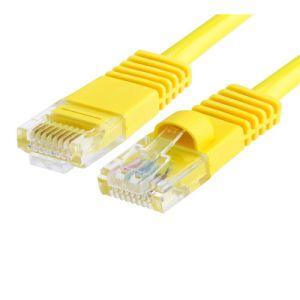 RJ45 LAN van het Netwerk van het Flard van Cat5e CAT6 8p8c Vlakke Ethernet 26AWG Kabel