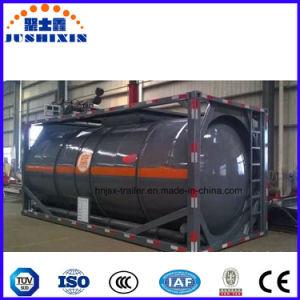 contenitore liquido tossico corrosivo chimico del serbatoio 24000L con l'iso Csc