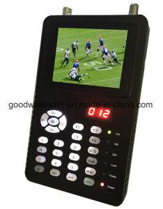 3.5 a televisão digital com suporte para monitor LCD de testes de câmaras CCTV