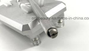 最も新しく優雅なデザインステンレス鋼のユニバーサルホールダーのMicrobladingのハンドルのツール