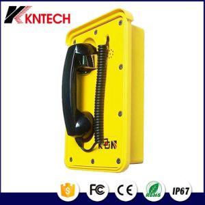 Emergency wasserdichtes Telefon-lautes sprechendes Telefon des Geschwindigkeits-Vorwahlknopf-Telefon-Knsp-10