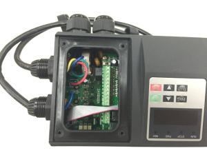 IP65 AC Frequenzumrichter-Antrieb Einfache Installation