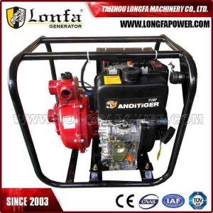 Feuerbekämpfung-Wasser-Pumpen des Dieselkraftstoff-2inch