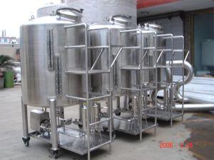 Réservoir de stockage mobile pour la bière