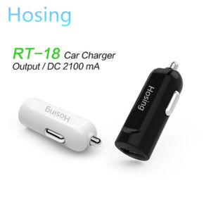 2.1A мини высокая световая PC USB адаптер питания для мобильных телефонов