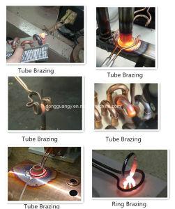 놋쇠로 만드는 금관 악기 나사 이음쇠를 위한 산업 감응작용 히이터 기계
