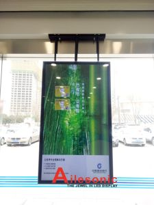 42 pouces à double lecteur de la publicité des écrans LED de signalisation numérique l'écran numérique LCD du panneau de la publicité commerciale d'affichage vidéo