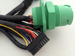 Deutsch 9p F для Deutsch 9p M+Mx 3.0 2*8p кабель