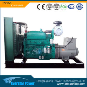 China-Generator-elektrische festlegende gesetzte Stromerzeugung Genset Dieselmotoren