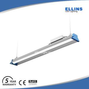 2017 Nuevo diseño de la Bahía de alta protección IP65 de luz lineal LED 140lm/W
