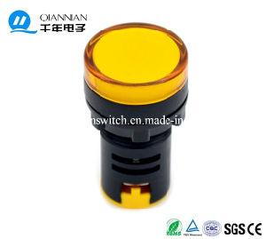Ad22 allumé rouge Mini 12v Indicateur 22mm