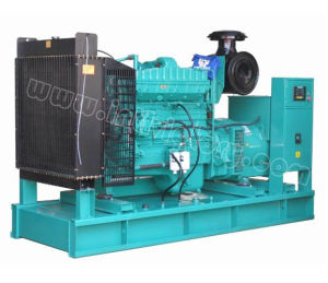 180kw ouvrent le type générateur diesel avec l'engine de Perkins pour l'usage de film publicitaire et de maison