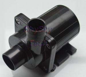 Velocità resistente 12V/24V registrabile micro serie sommergibile senza spazzola della pompa di CC per industriale (DC50)
