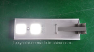 Im Freien6w-120w integrierte alle in einem Solarsolarstraßenlaternedes garten-LED
