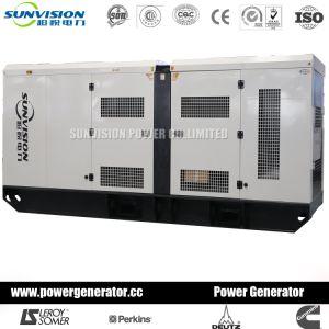 stille Diesel 100kVA Yuchai Elektrische Generator (Yuchai YC4A140L-D20, Stamford UCI 274C)