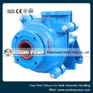 Pompa centrifuga industriale 2016 dei residui di trattamento di acque di rifiuto di metallurgia
