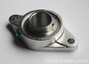 Ssucp207 Chumacera de acero inoxidable del rodamiento de bolas