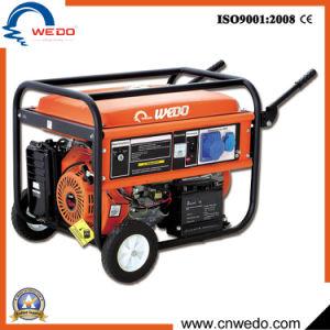 De 4-slag van Wd5000e 5.0kw/6kVA de Generators van de Benzine met Ce