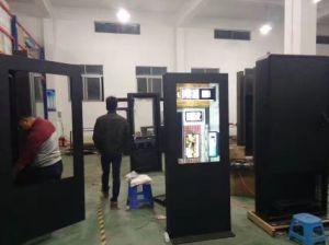 65inch-de-chaussée Standingoutdoor Indoor annonce vidéo Player l'écran numérique LCD LED pour panneau Affichage de publicité commerciale