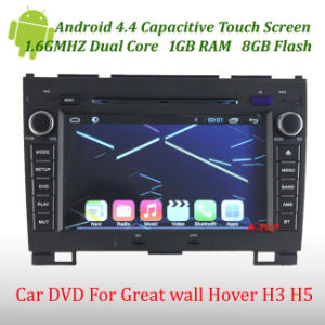 Great Wall Hover H3 H5에서 차 Android 4.4 Player