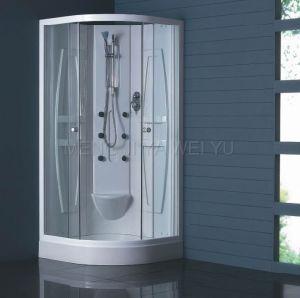 Receptáculo de ducha de plástico 90x90cm