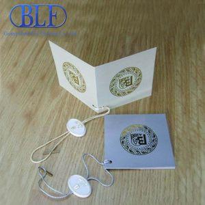 Зависание бумаги Eco-Freindly тег (BLF-T007)
