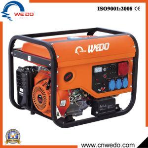 3-5kw 3phase 4 치기 가솔린 또는 휘발유 발전기