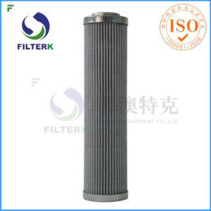 Hydac substituição filtro de fibra de vidro plissado do Óleo Hidráulico