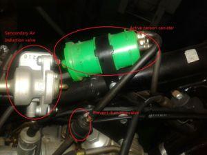 La norma Euro 3, 4 Catalytics motos y otros accesorios.