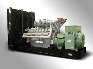Gruppo elettrogeno diesel ad alta tensione