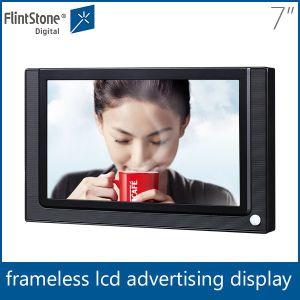 Taxi/Car에 있는 7 인치 LCD Advertizing Display Used