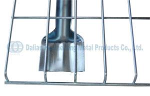 Armazenamento do fio de aço galvanizado documentos um deck de malha