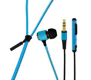 Cool гарнитуры, Расчесывания наушники, Zipper наушников (TI-019 молнии)