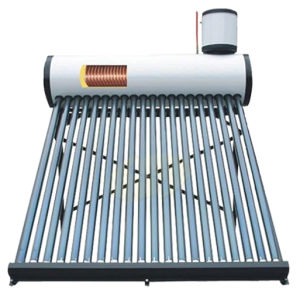 Copper Coil (JJL20)の予備加熱されたSolar Water Heater
