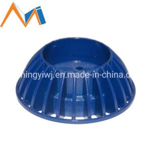 O alumínio LED Lâmpada Acessórios Cup com a pulverização de pó