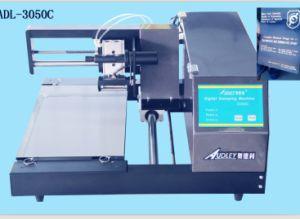 The A4 Book Digital Foil Printer Machine에 인쇄
