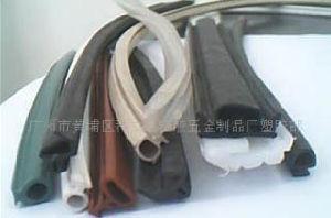 Пластмассовые/резиновая уплотнительная лента профилей для дверей и окон (СС01)