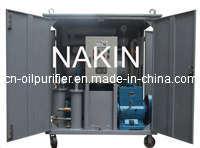 기름 정화 장치 (ZY-50)를 재생하는 수직 진공 변압기 기름