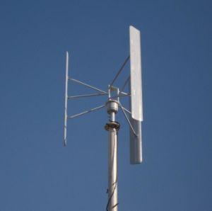 De verticale Turbines van de Wind van de As (fdc-1.5kw-h)