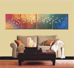 Pittura a olio domestica della decorazione (ET102-025)