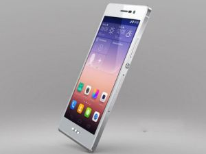 De geopende 4G Originele Slimme Telefoon Huawii P7 Androïde 5.0 van Lte